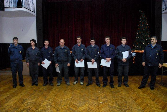 Sprejem tekmovalnih enot, Dobrova 2013