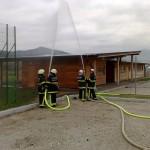 Usposabljanje za gasilke